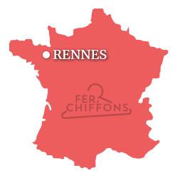 Prestatations de ménage à Rennes - Fer et chiffons